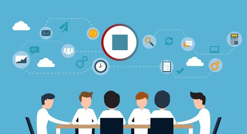 ged collaborative, gestion de projet